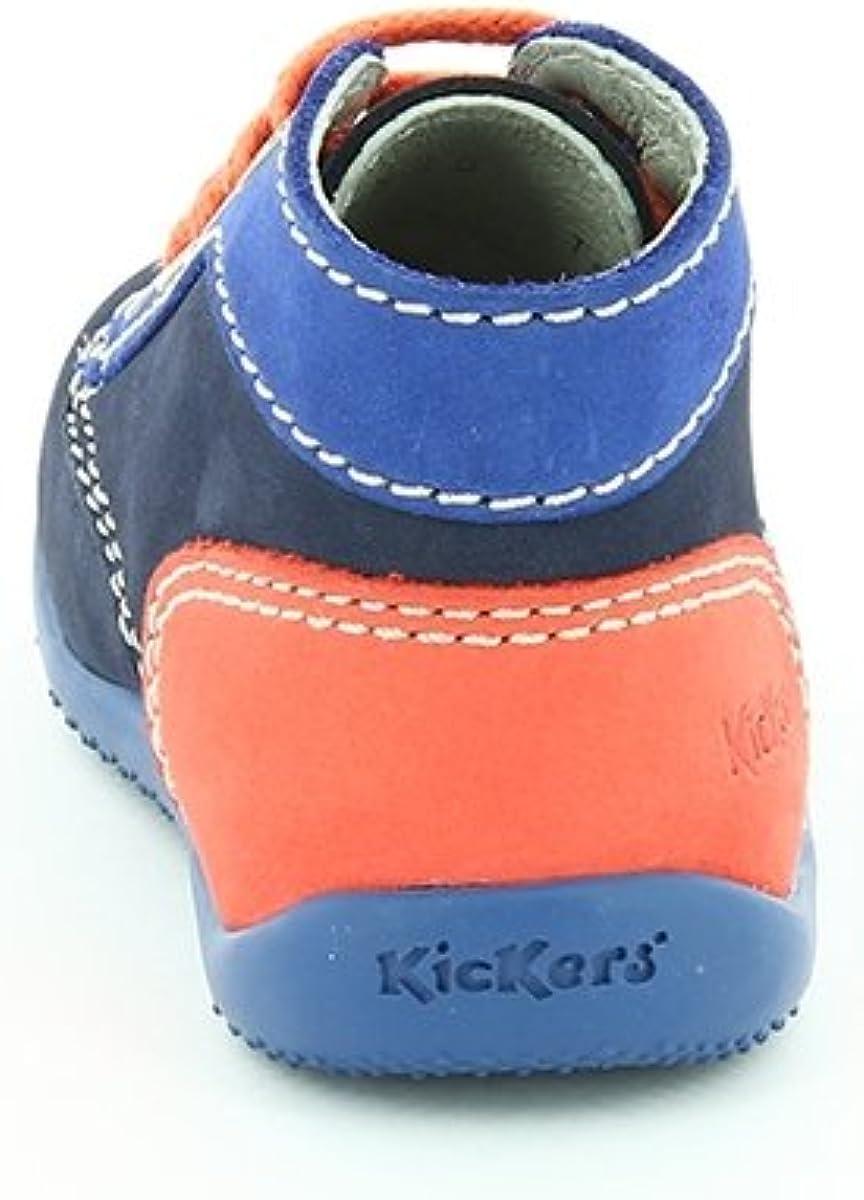 Kickers Bonbon Bottes Mixte b/éb/é