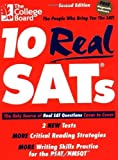 10 Real SATs with CDROM (College Board Official Study Guide for All SAT Subject Tests) by The College Board (2000-08-01)