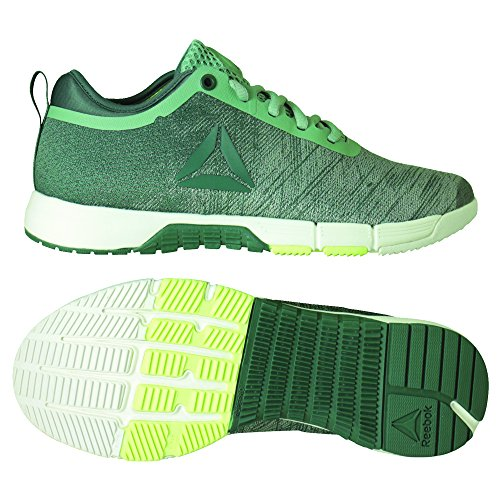 Chaussures Green Reebok Cha Industrial 0 Femme de Speed Her TR Multicolore Fitness q6ptHwU6