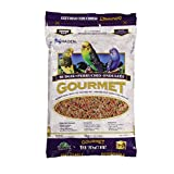 Hagen B2791 Gourmet Seed Mix for Budgies, 1 Kg 2.2-Pound