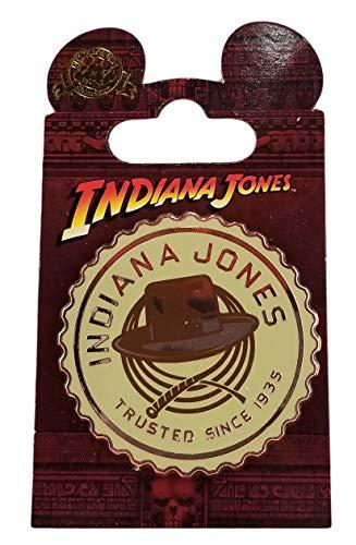 Disney Pin - Indiana Jones - Trusted Since 1935