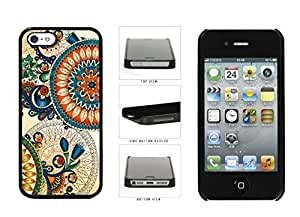 Beautiful Ethnic Pattern by Plastic Phone Case Back obtain Cover of Apple iPhone daily 4s