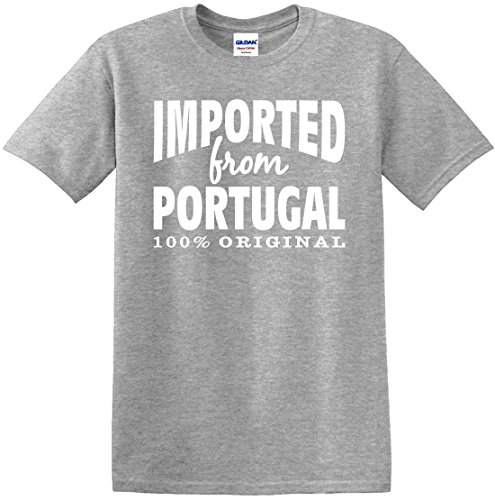 Mighty Ambitious Mens Imported From Portugal (Original) 3X Funny Unisex - Portugal From Men