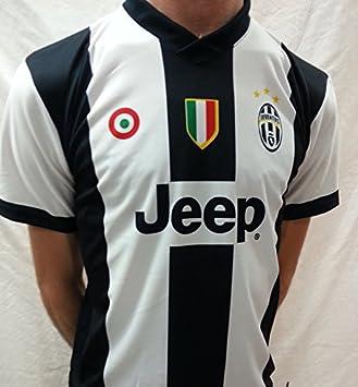 Camiseta de fútbol de la Juventus, réplica autorizada para niñ