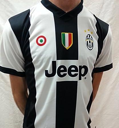 Camiseta de fútbol de la Juventus, réplica autorizada para niños y jóvenes