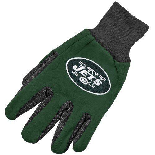 New York Jets Knit Work Gloves