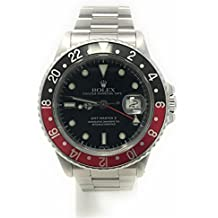 Rolex GMT Master II swiss-automatic mens Watch 16760 (Certified Pre-owned)