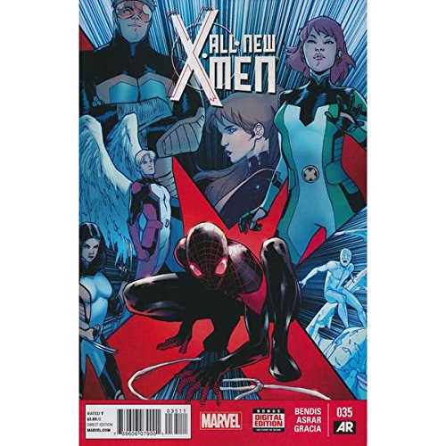 Download All New X-Men #35 pdf epub