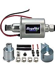 Universal 12V Low Pressure Gas Diesel Inline Electric Fuel Pump Kit HEP-02A
