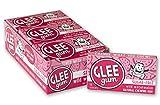 Sugar Free Glee Gum Wild Watermelon, 16-Piece Boxes (Pack of 12)