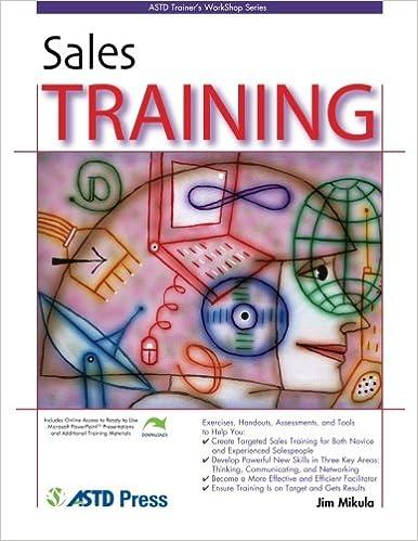 Sales training jim mikula 9781562863692 amazon books sales training fandeluxe Choice Image