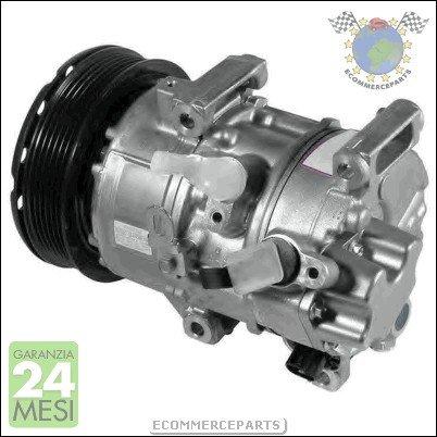 CDZ Compresor Aire Acondicionado SIDAT Toyota Corolla Verso Be: Amazon.es: Coche y moto