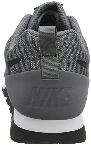 Gris Grey Chaussures black gun Smoke Runner Eng 2 Mesh Homme Nike De white Running vast Md 003 q6wzvX