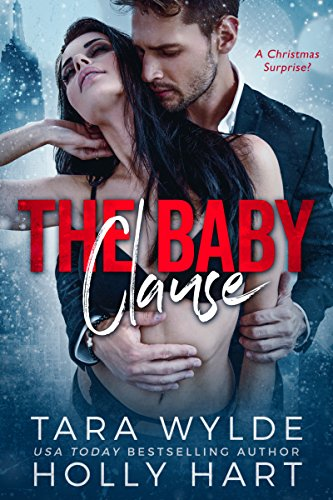 The Baby Clause: A Christmas Romance cover