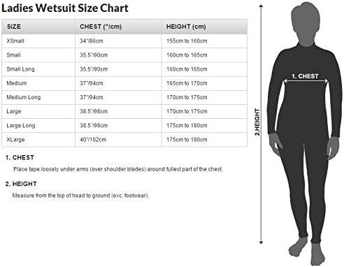 Osprey Boys Origin Full Length Wetsuit
