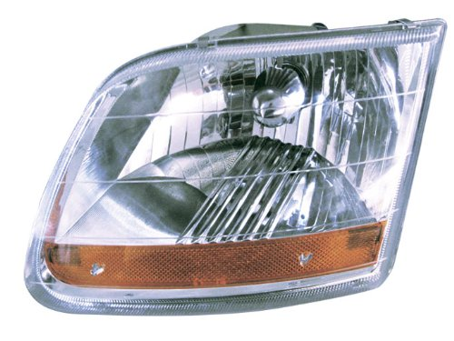 Vision Automotive FD10094B1L Ford F-150 Harley-Davidson Edition Driver Side Replacement Headlight Assembly