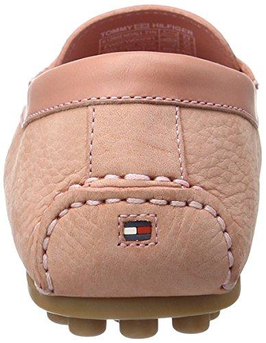 competitive price cd0af b6696 Tommy Hilfiger Damen K1285endall 21n Bootsschuhe Pink ROSE ...