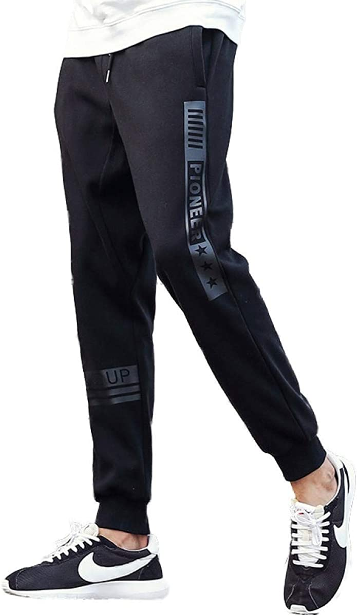 WEEKEND SHOP Jogger Pants Camp Joggers Men Casual Pants Men Clothing Male Sweatpants Trousers