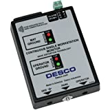 Desco Body Voltage Monitor - 4.38 in Length - 3 1/4 in Wide - 3/4 in Deep - 19325 [PRICE is per EACH]