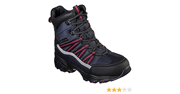 Skechers D'Lites Icemont Womens Boots