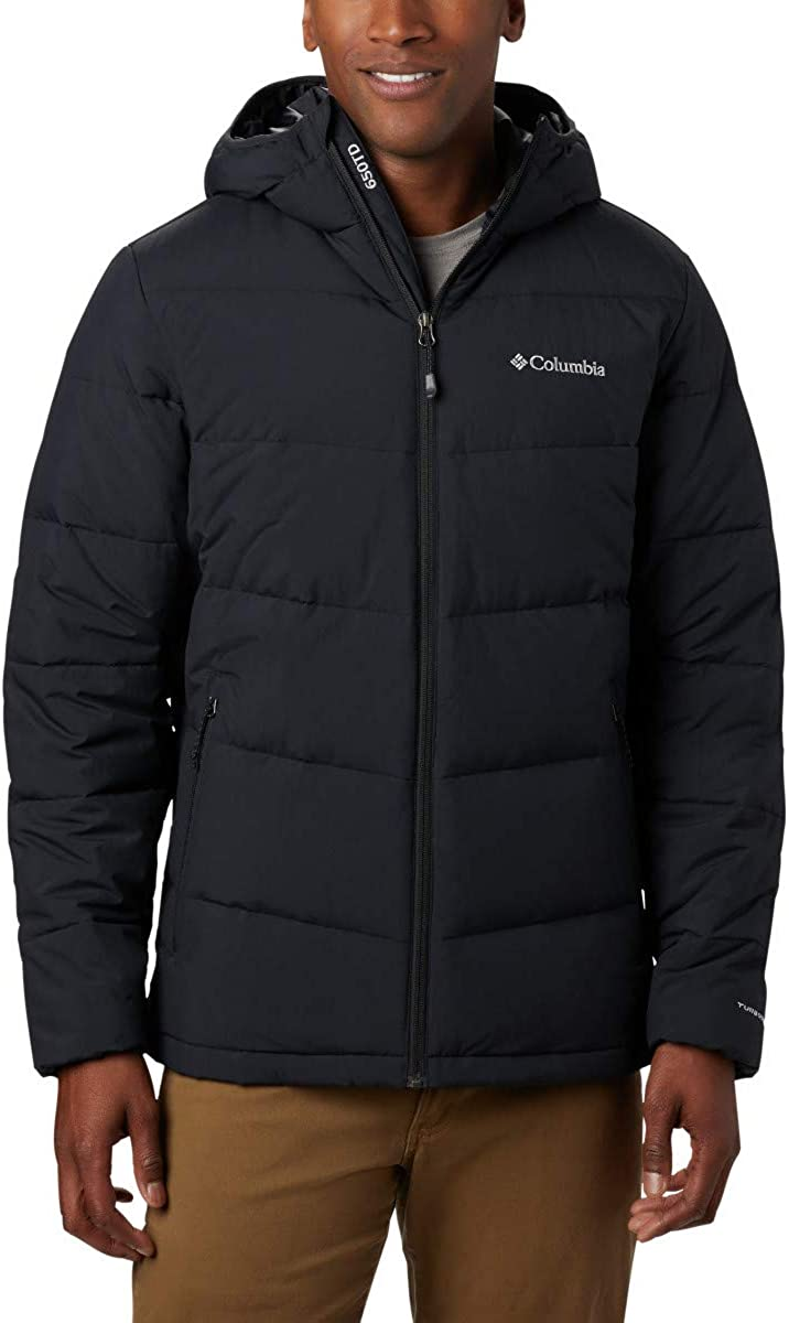 Columbia Lone Fir 650 TurboDown Hooded Jacket