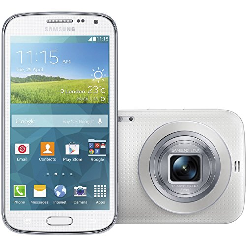 Samsung Galaxy K Zoom SM-C115 8GB Unlocked Smartphone (White)  samsung zoom | Samsung Galaxy K Zoom Review! 51sch534OwL