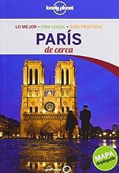 Lonely Planet Paris de Cerca (Pocket)