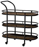 Rustic Bar Carts Review and Comparison