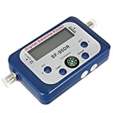 ELEGIANT Digital Satellite Signal Meter Finder Dishnetwork Directv Dish with Compass FAT