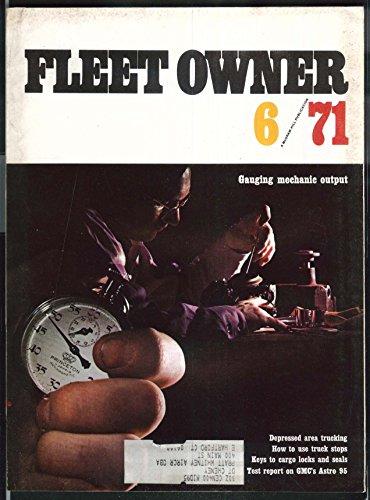 - FLEET OWNER Truck Stops Smog GMC Astro 95 test report + 6 1971