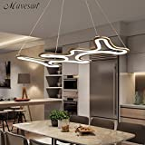 LED Pendant Lights Kitchen Acrylic suspension hanging ceiling lamp for dinning room living room colgantes lamparas de tech
