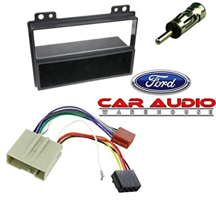 ford fiesta fusion 2002 2005 models full stereo fitting kit kit ford fiesta fusion 2002 2005 models full stereo fitting kit kit includes facia