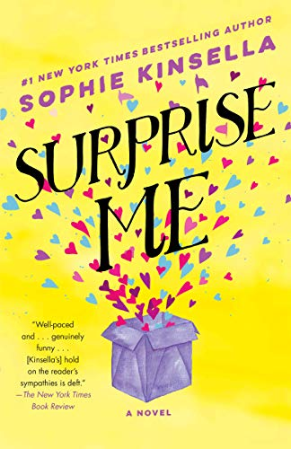 Surprise me a novel kindle edition by sophie kinsella literature surprise me a novel by kinsella sophie fandeluxe Image collections