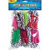 Amscan Fun-Filled Jump Ropes Party Favours, Rope, 5′, Pack of 18 Toy