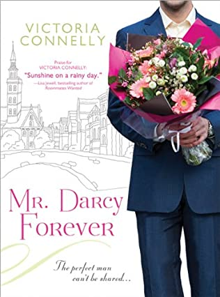book cover of Mr. Darcy Forever