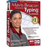 Mavis Beacon Teaches Typing 20 Platinum (Fr/Eng manual)