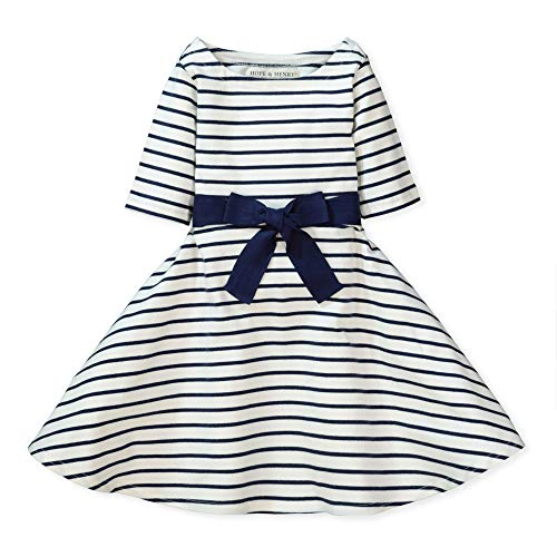 Hope & Henry Girls' Skater Dress