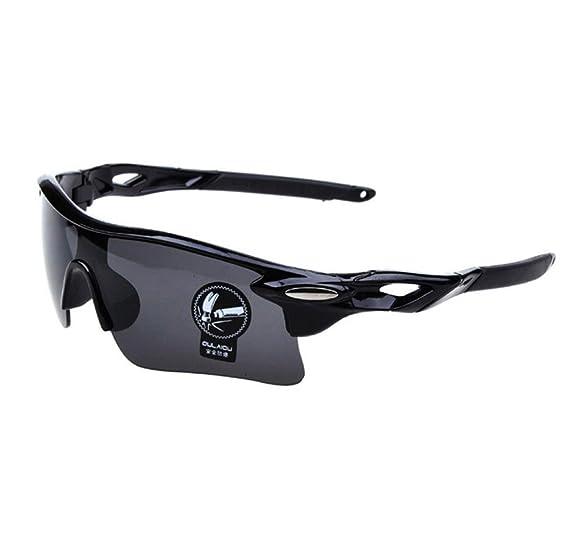 Winwintom Hombres Mujeres Plaza Deportes al aire libre Gafas Gafas gafas de sol de espejo Vintage