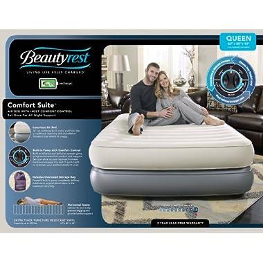 Boyd BeautyRest Queen Comfort Suite Express Bed