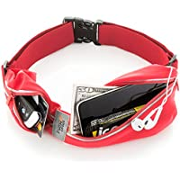 Running Belt USA Patented - Fanny Pack for Hands-Free...