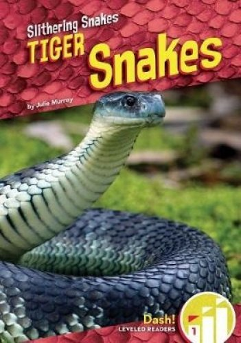 Tiger Snake (Tiger Snakes (Slithering Snakes: Dash! Leveled Readers, Level 1))