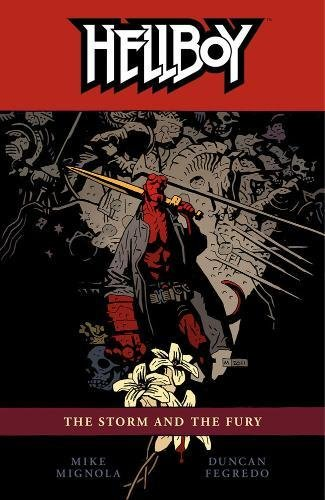 Hellboy, Vol. 12: The Storm And The Fury