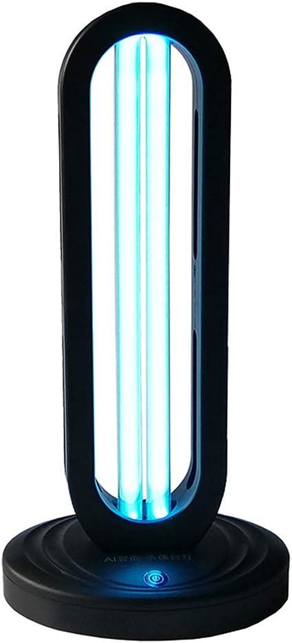 HeuSa Tech Desinfektionslampe UV Ozone Lampe 38W wei/ß Sterilisator Sterilizer Desinfektion Viren