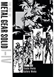 1-4: The Art of Metal Gear Solid I-IV