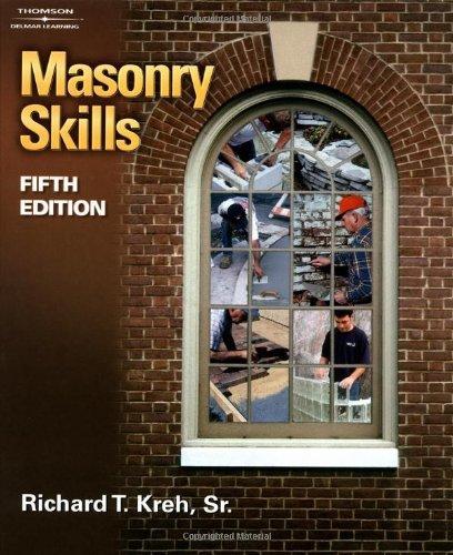 Masonry Skills, 5E: 5th (Fifth) Edition