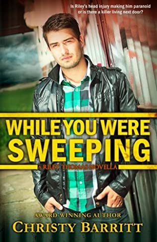 book cover of While You Were Sweeping