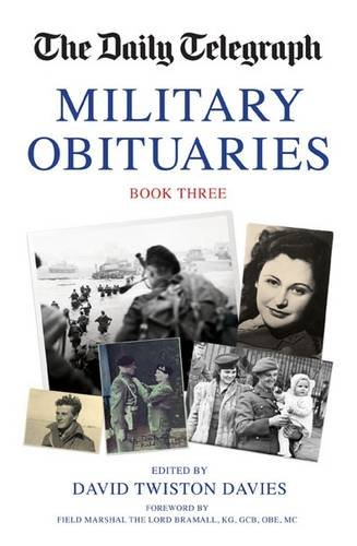 Book of Military Obituaries Book Three: Book 3 (The Daily Telegraph Book of Obituaries) by imusti