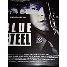Blue Steel (1989) / Region 2 Pal DVD / Audio: English, French 5.1 / Subtitle: French / 98 min / Actors: Jamie Lee Curtis, Ron Silver, Clancy Brown, Elizabeth Peña, Louise Fletcher / Directors: Kathryn Bigelow