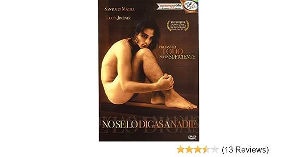 Amazon.com: No Se Lo Digas A Nadie (Dont Tell Anyone) [NTSC/REGION 1 & 4 DVD. Import-Latin America]: Santiago Magill, Christian Meier, Lucía Jiménez, ...