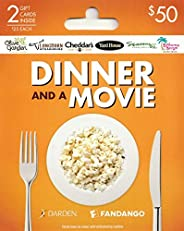 Darden-Fangango Dinner and a Movie, Multipack of 2